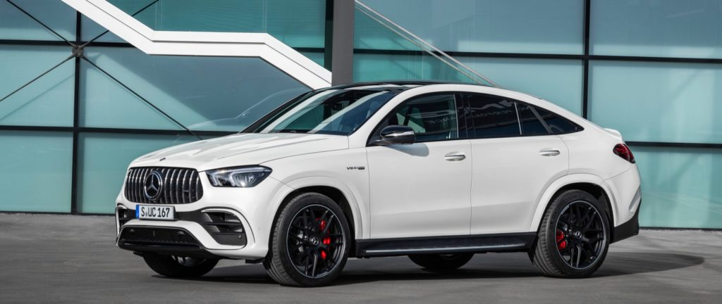 2021 Mercedes-AMG GLE 63 S Coupe arrives with an electrified V8 | The Torque Report