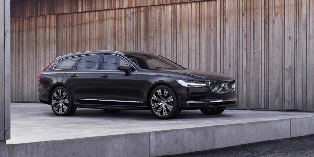 2021 Volvo V90