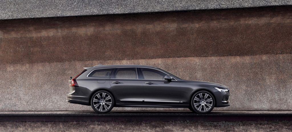 2021 volvo s90 and v90 get a small refresh