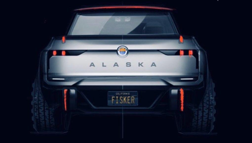 Fisker Alaska Twitter Leak