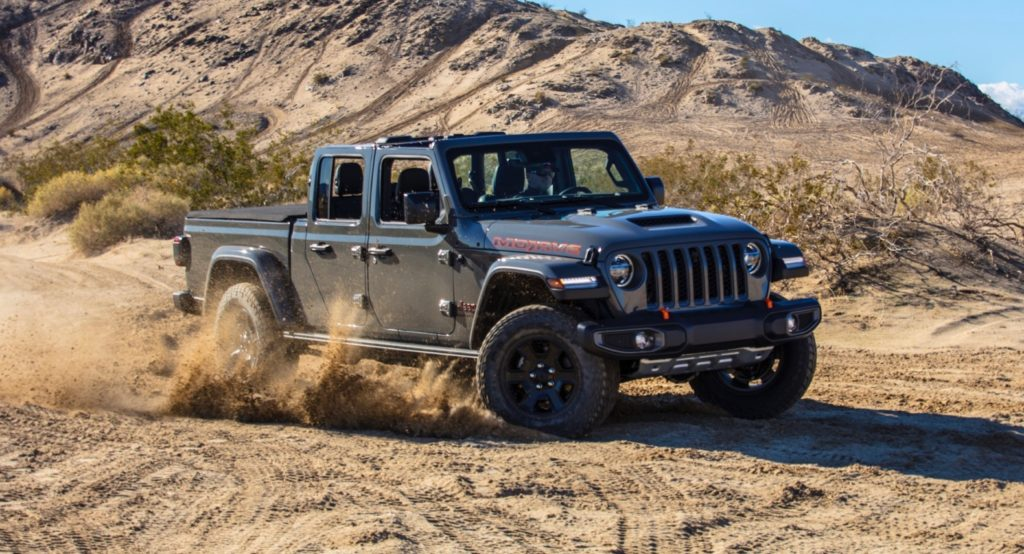 2021 jeep gladiator ecodiesel arrives with 442 poundfeet