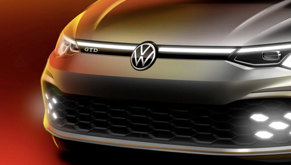 2021 VW Golf GTD