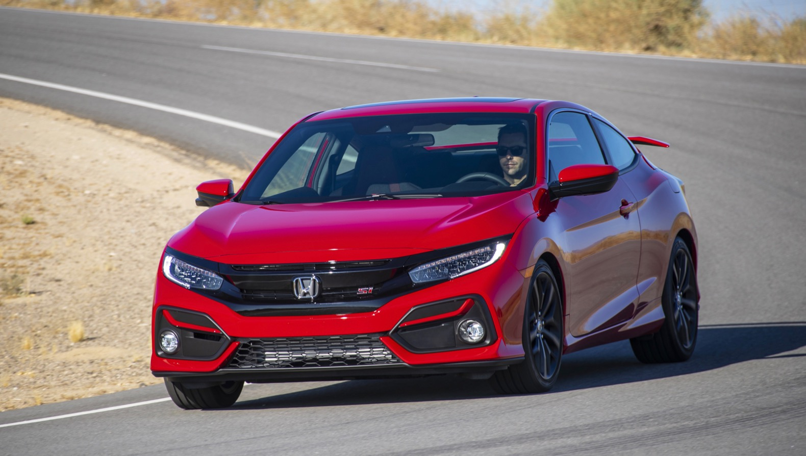 2020 Honda Civic Si Review The Performance Bargain The Torque Report