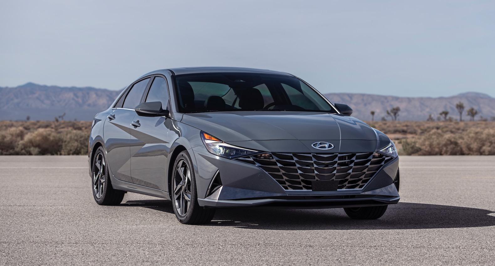 2021 Hyundai Elantra Hybrid will get over 50 mpg | The ...