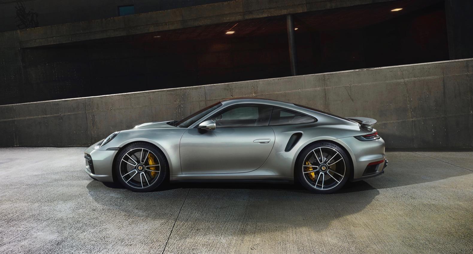 2021 Porsche 911 Turbo S Arrives With 640 Horsepower The Torque Report
