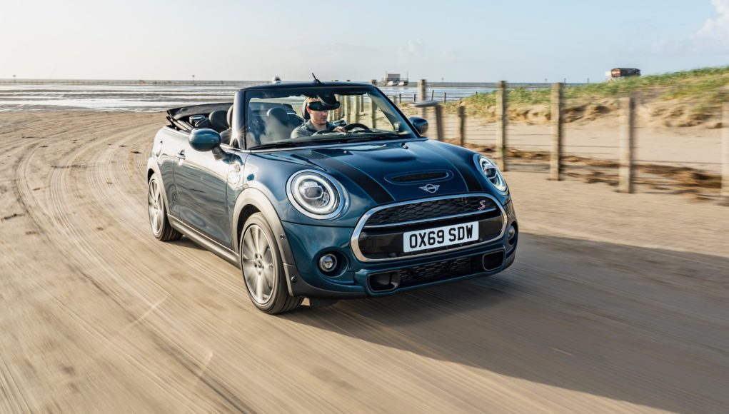 2021 MINI Cooper S Sidewalk Edition