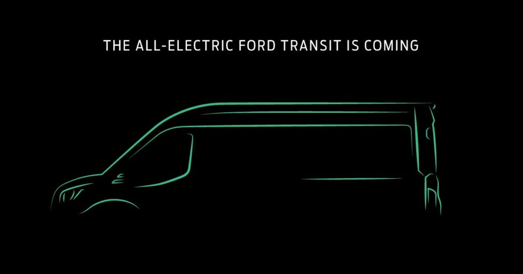 2022 Ford Transit