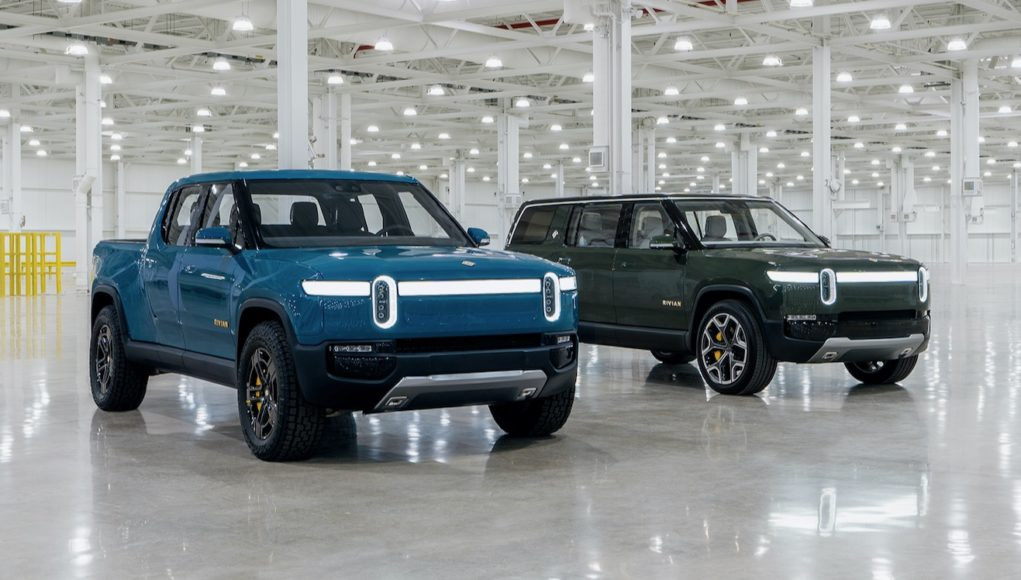 Rivian R1T and R1S