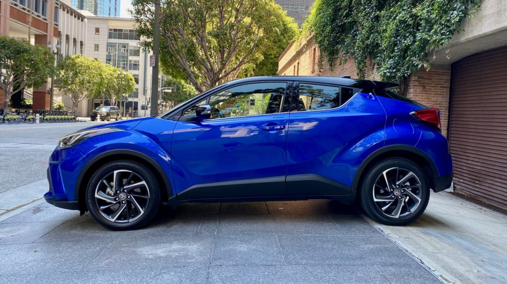 2020 Toyota C-HR Review: The distinctive small crossover ...