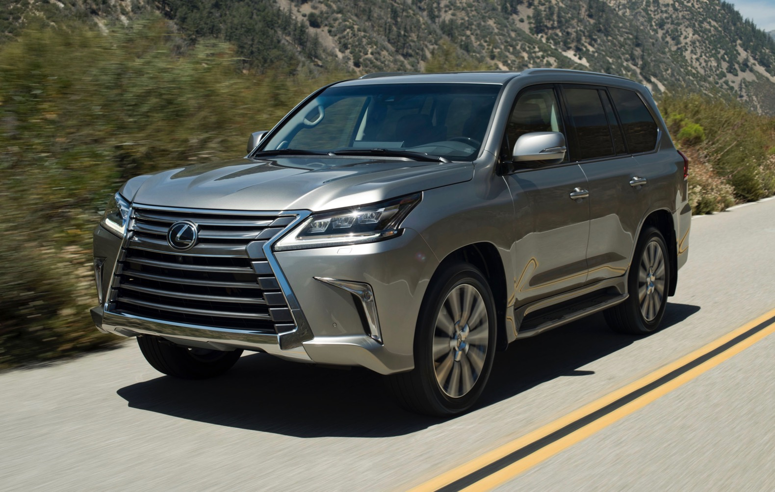 2020 lexus lx 570 review: the luxurious gentle giant | the