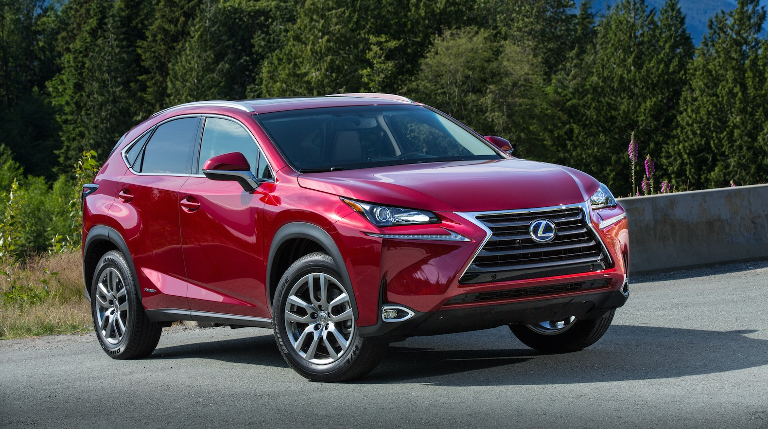 Lexus Nx 450h Might Be The Brand S First Plug In Hybrid The Torque Report
