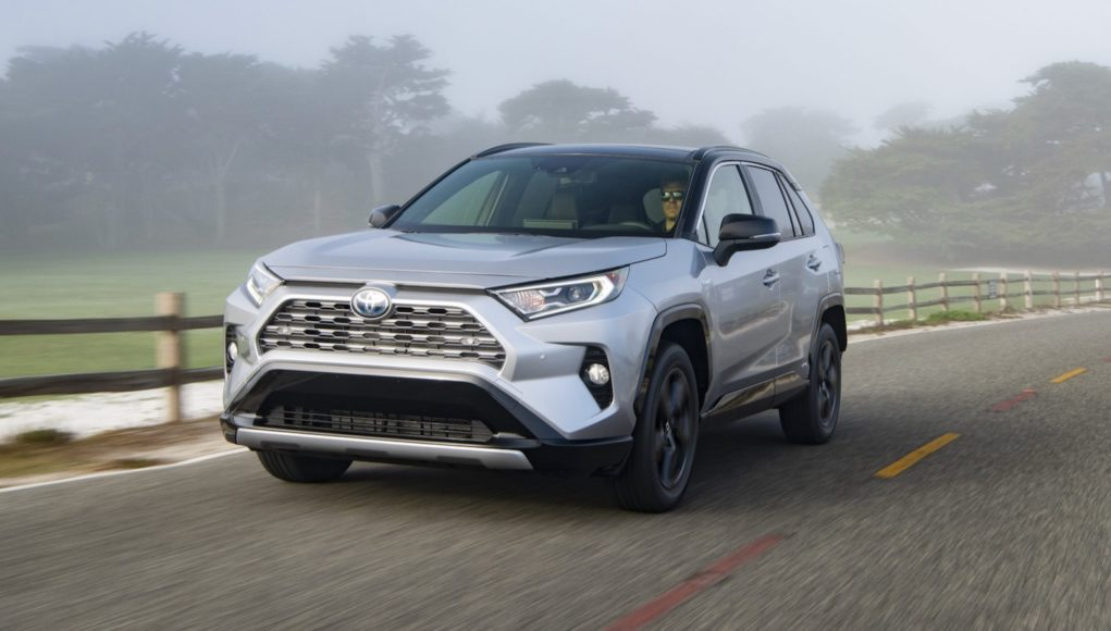 2020 Toyota RAV4 Hybrid Review