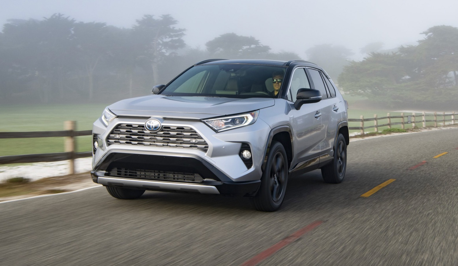 2020 toyota rav4 hybrid review: the hybrid crossover