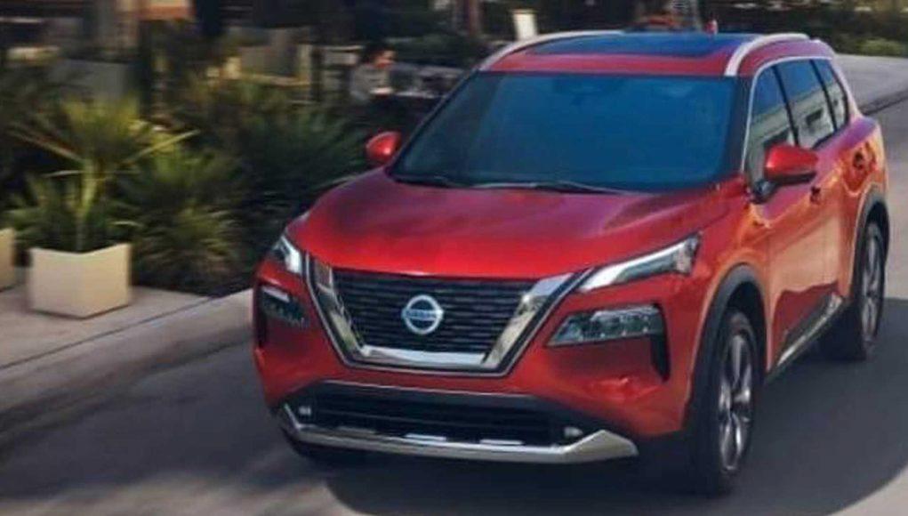 2021 Nissan Rogue Leak