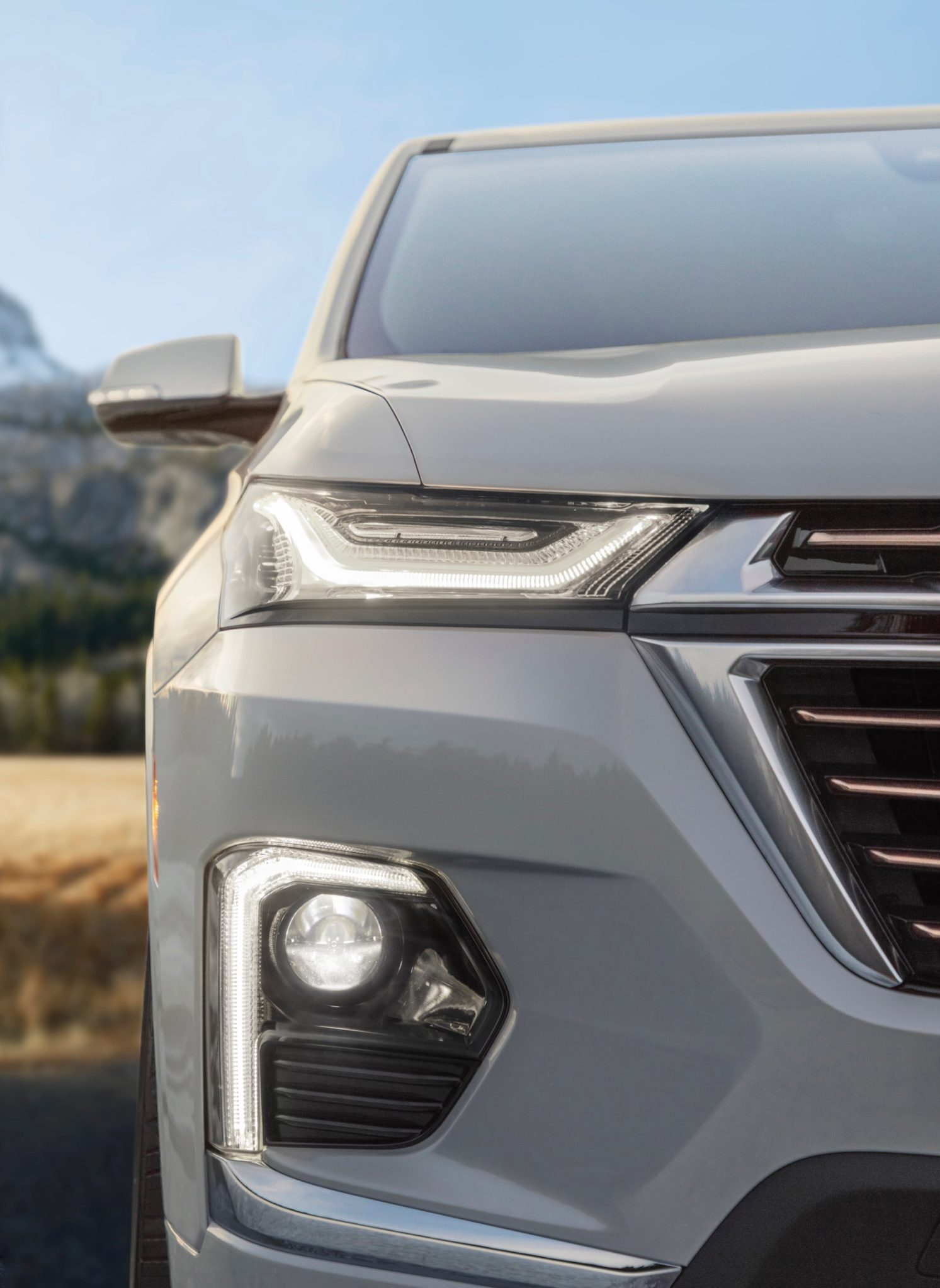 Refreshed Chevy Traverse delayed until the 2022 model year ...