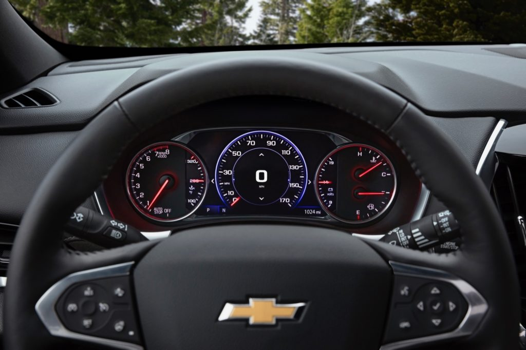 2022 Chevrolet Traverse High Country
