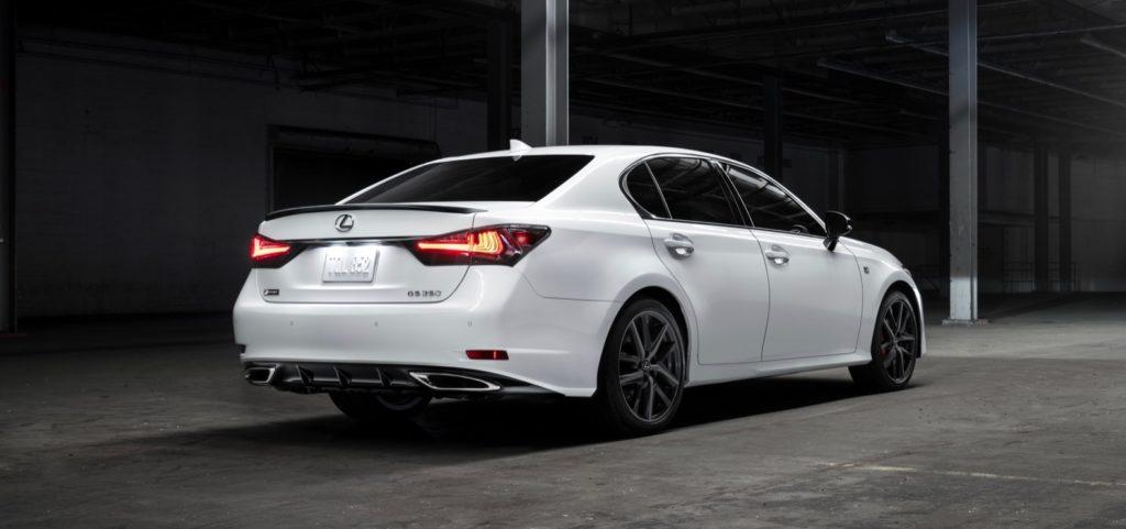 2020 Lexus GS 350 F Sport Black Line Special Edition