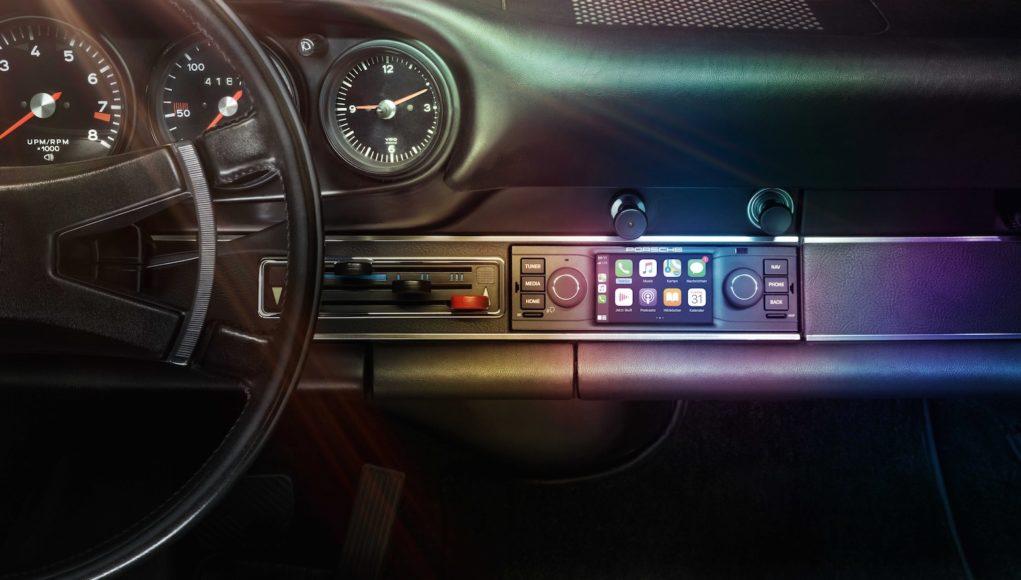 Porsche Classic Communication Management
