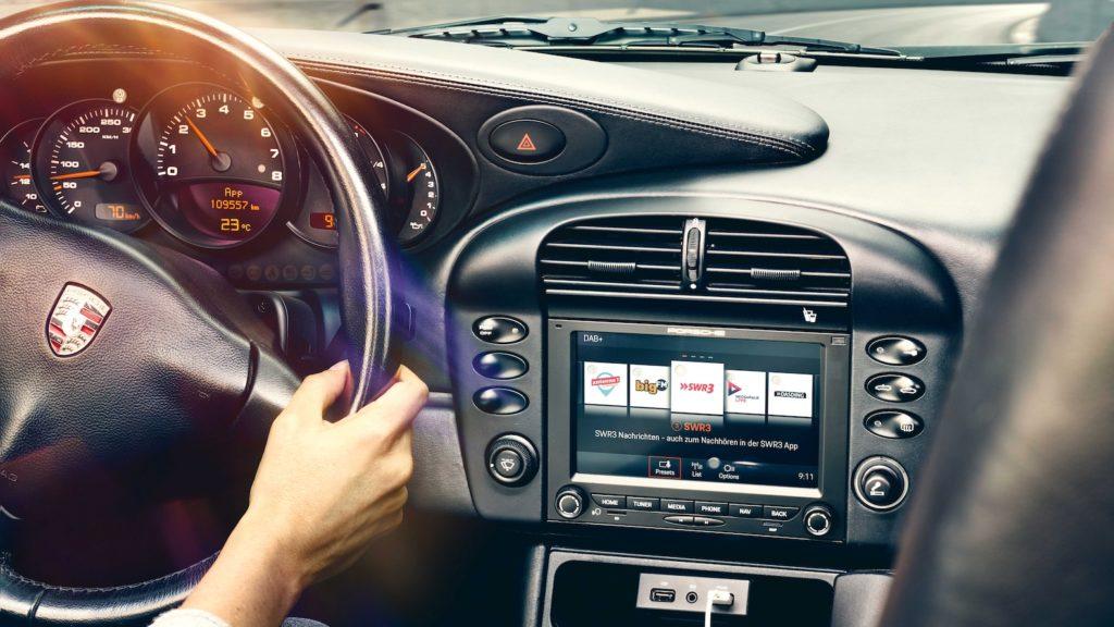 Porsche Classic Communication Management-Plus