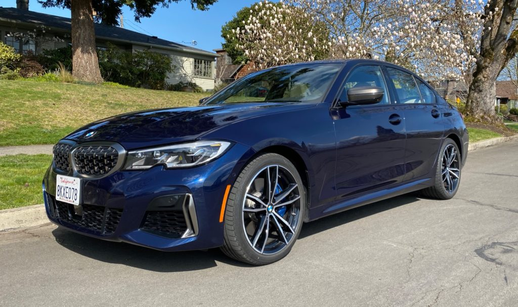 2020 BMW M340i Review