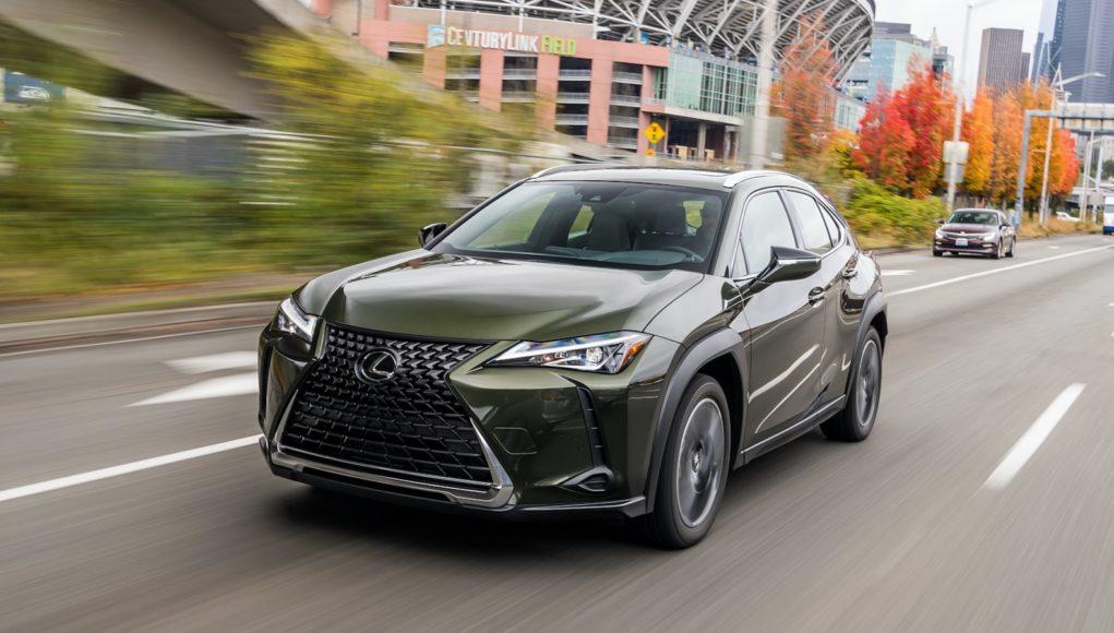 2020 Lexus UX 200 Review