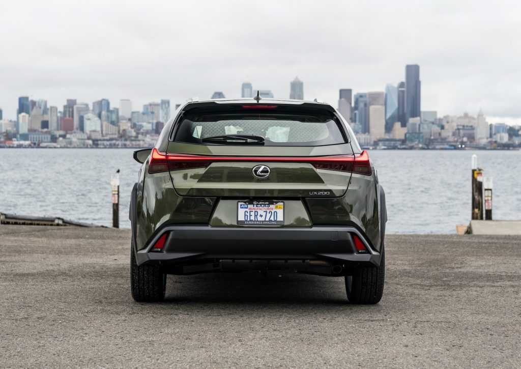 2020 Lexus UX 200 Review: A stylish small luxury crossover ...