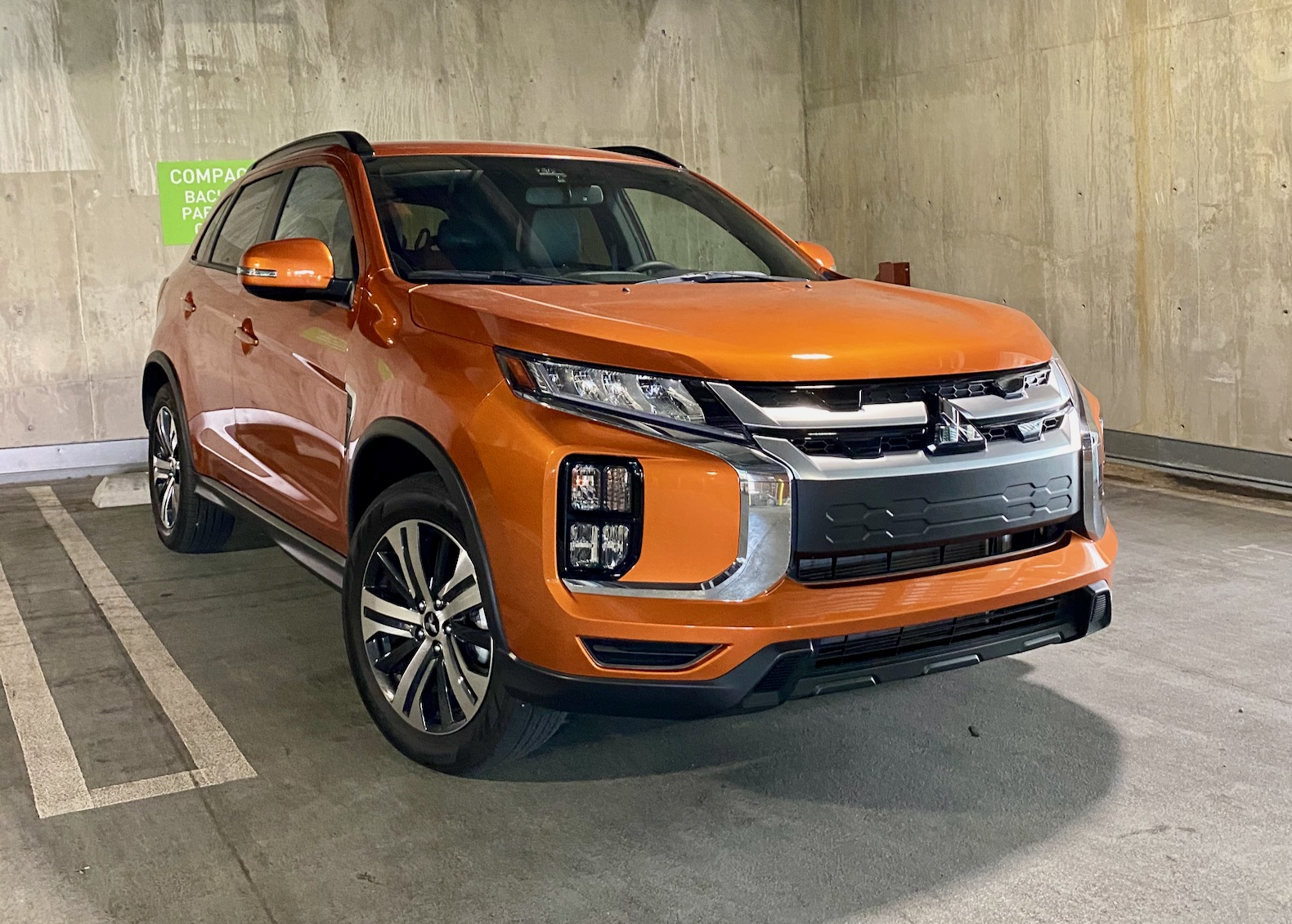 2020 Mitsubishi Outlander Sport Review Struggling To Get Noticed