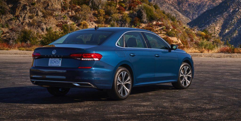 2020 Volkswagen Passat Review