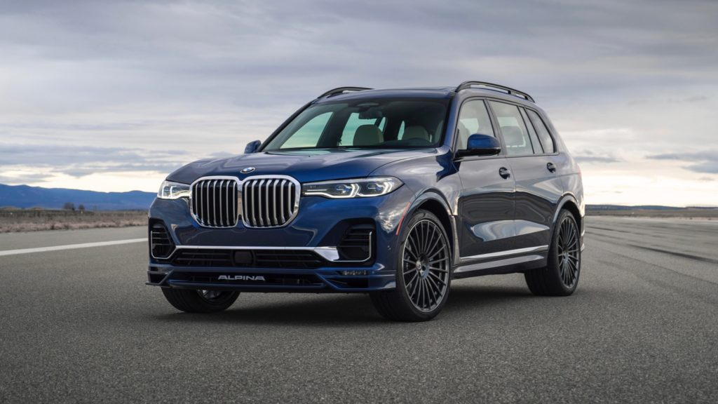 2021 BMW Alpina XB7 arrives with 612-hp and a $142,295 ...