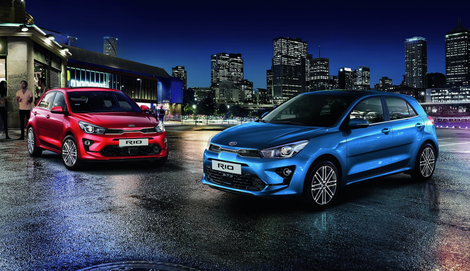 2021 kia rio gets more style and a mildhybrid in europe