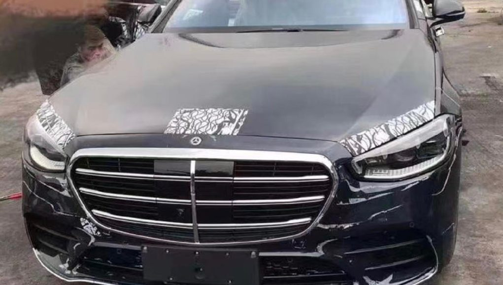 2021 Mercedes-Benz S-Class Leak