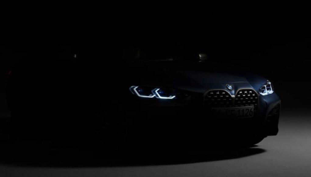 2021 BMW 4 Series Teaser