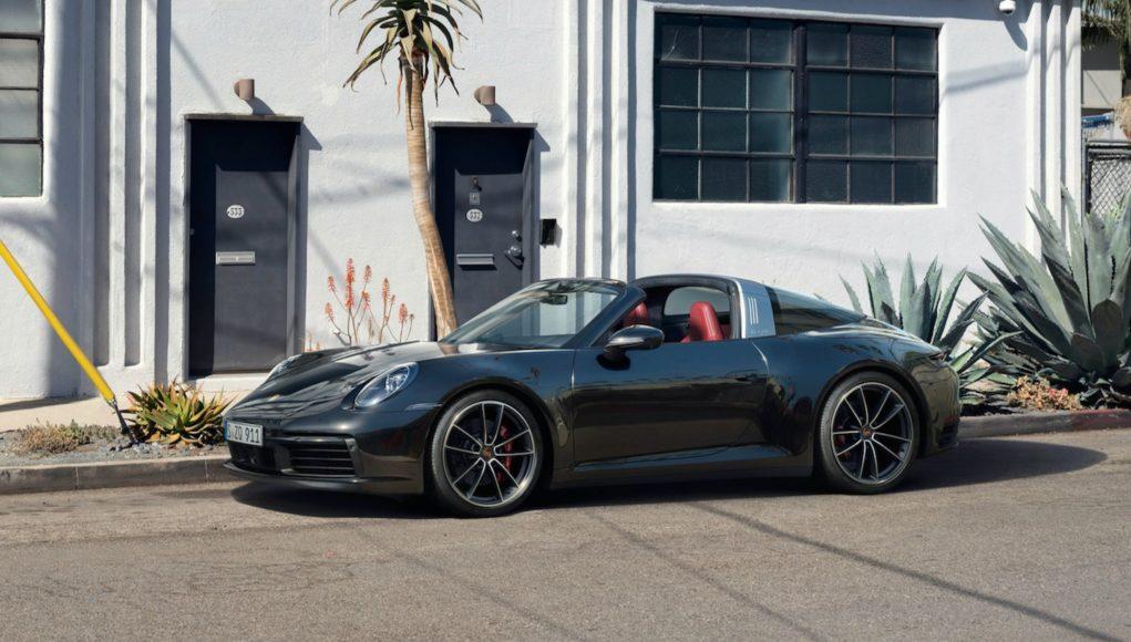 2020 Porsche 911 Targa 4S