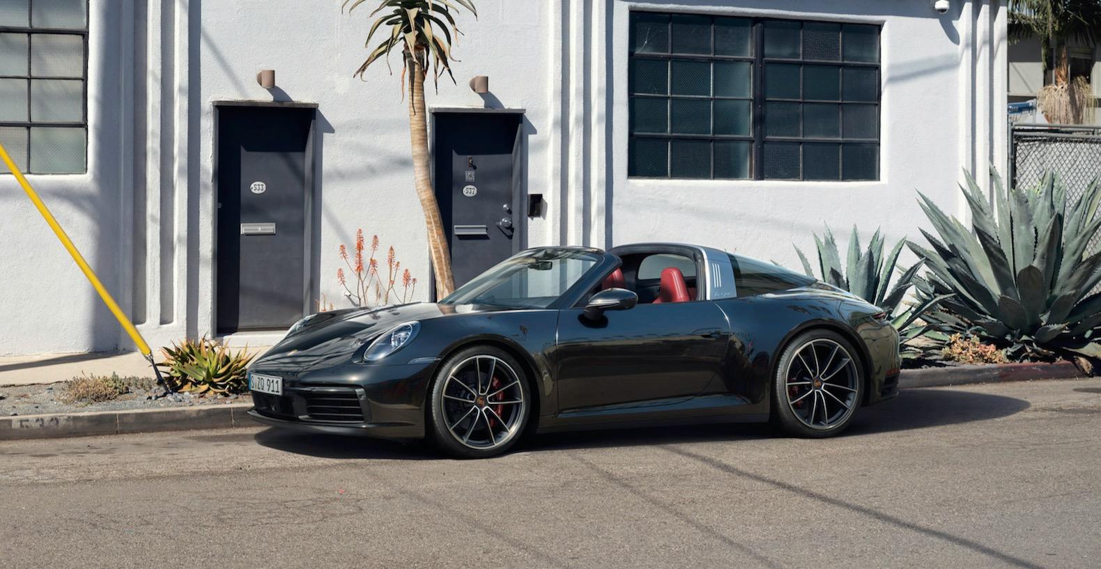 2021 Porsche 911 Targa 4 And 4s Models Debut The Torque Report