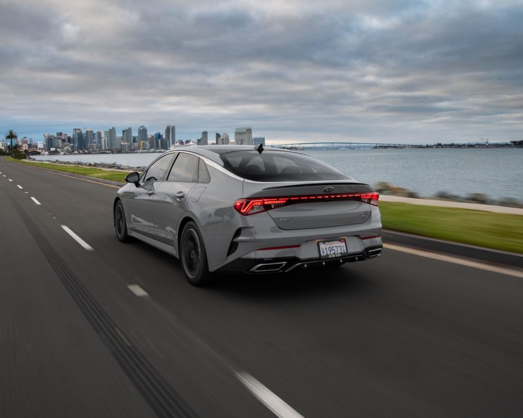 2021 Kia K5 officially replaces the Optima | The Torque Report