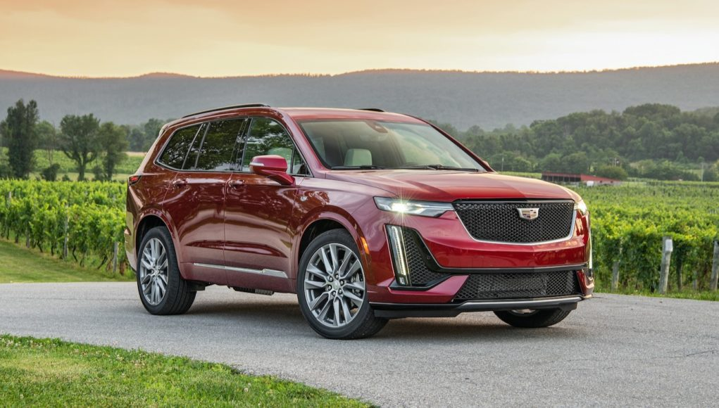 2021 cadillac xt6 gets a 20liter turbo and cheaper base