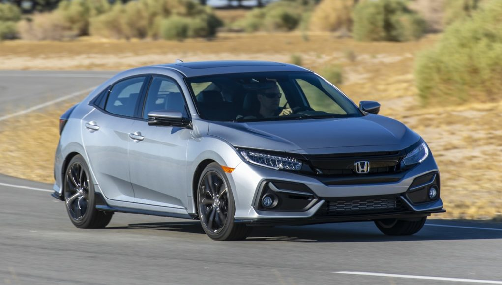 2020 Honda Civic Hatchback Review