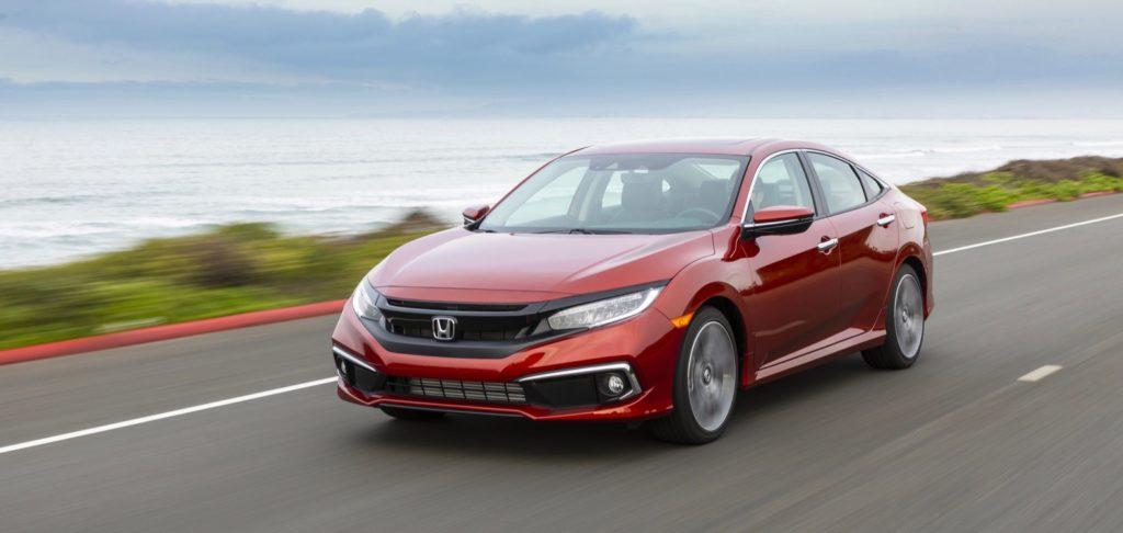 2020 Honda Civic Sedan Touring