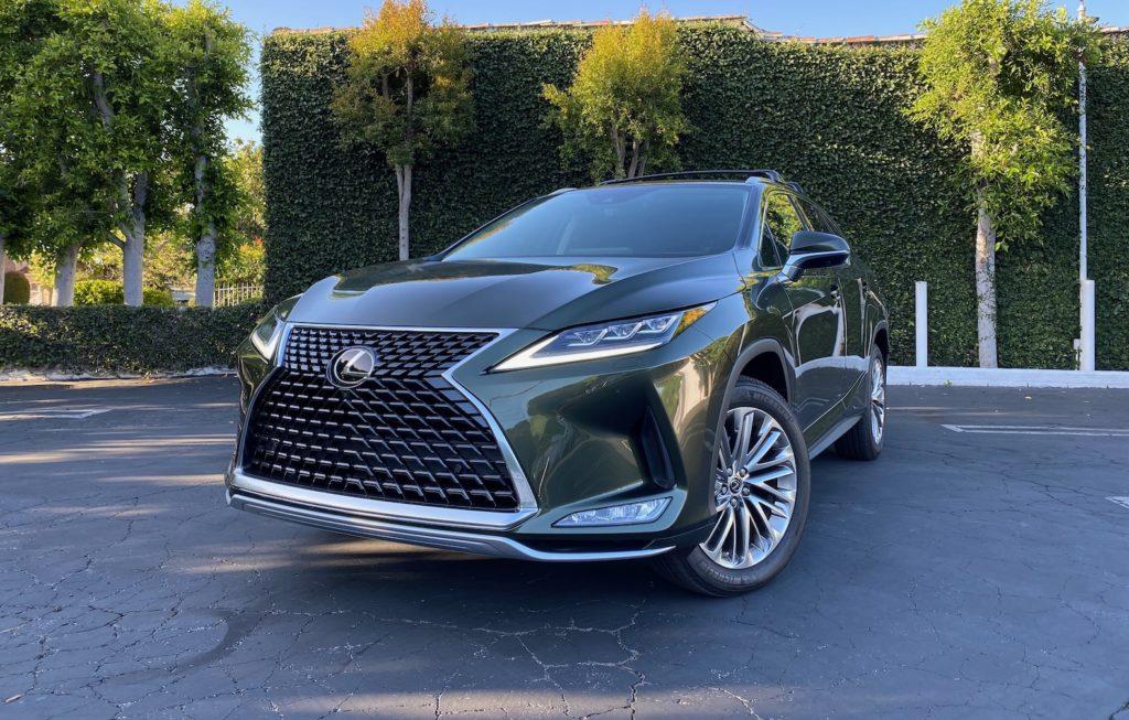 2020 Lexus RX 350L Review