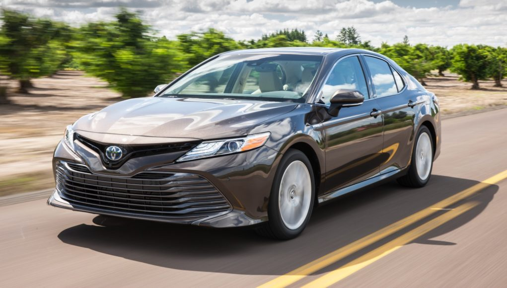 2020 Toyota Camry Hybrid Review