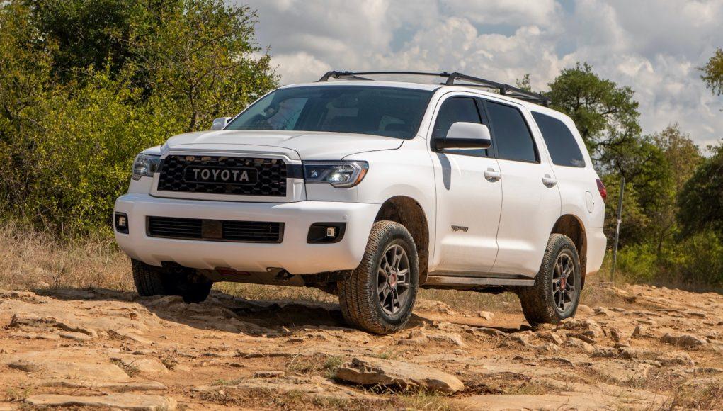 2020 Toyota Sequoia Review
