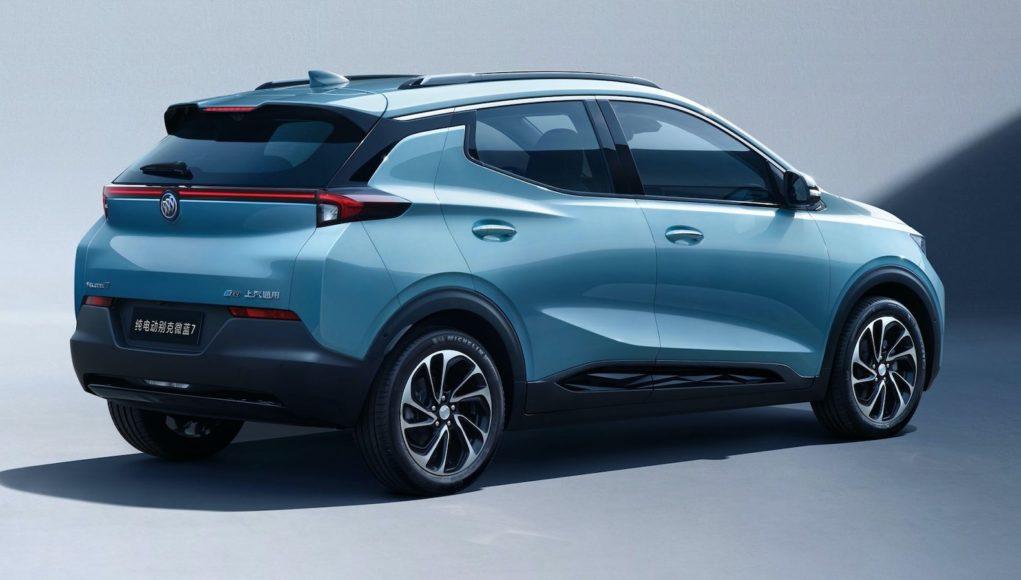 2021 Buick Velite 7