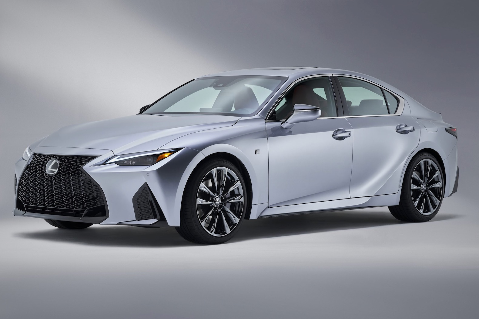 lexus is 500 trademarked but will it get a v8  the