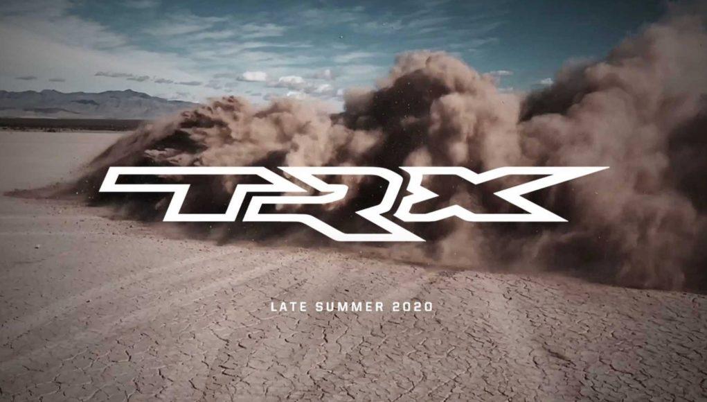 2021 Ram TRX Teaser