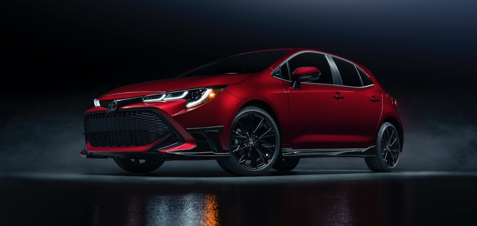 2021 toyota corolla hatchback special edition foreshadows
