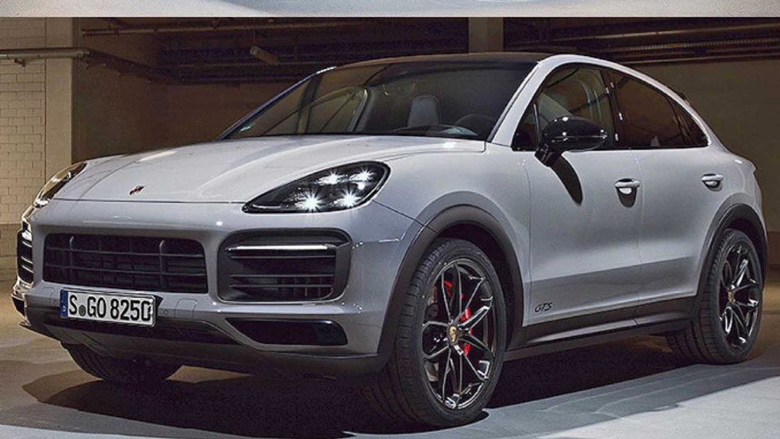 2021 Porsche Cayenne Gts Leaked The Torque Report