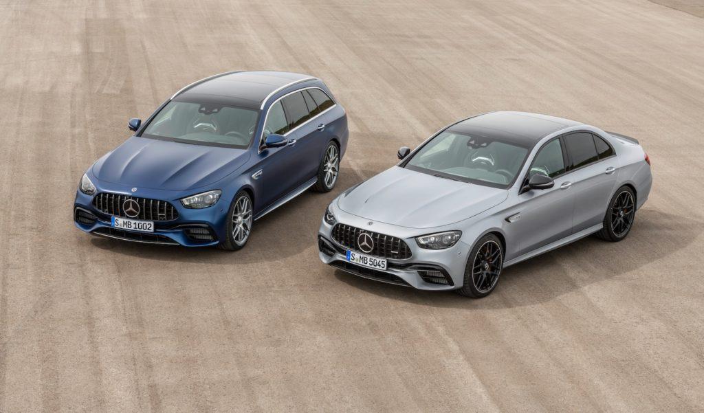 2021 Mercedes-AMG E 63 S