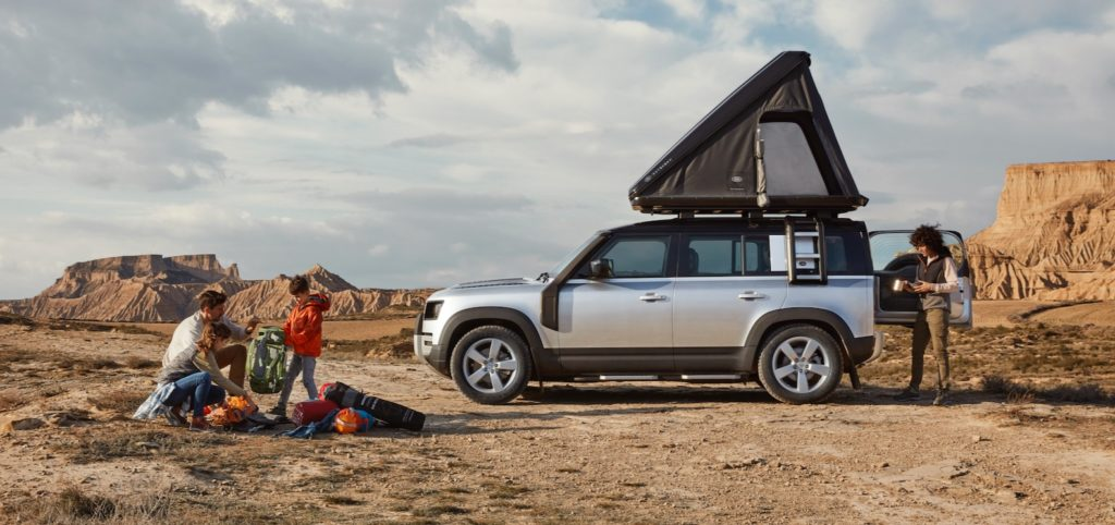 Land Rover Defender Tent