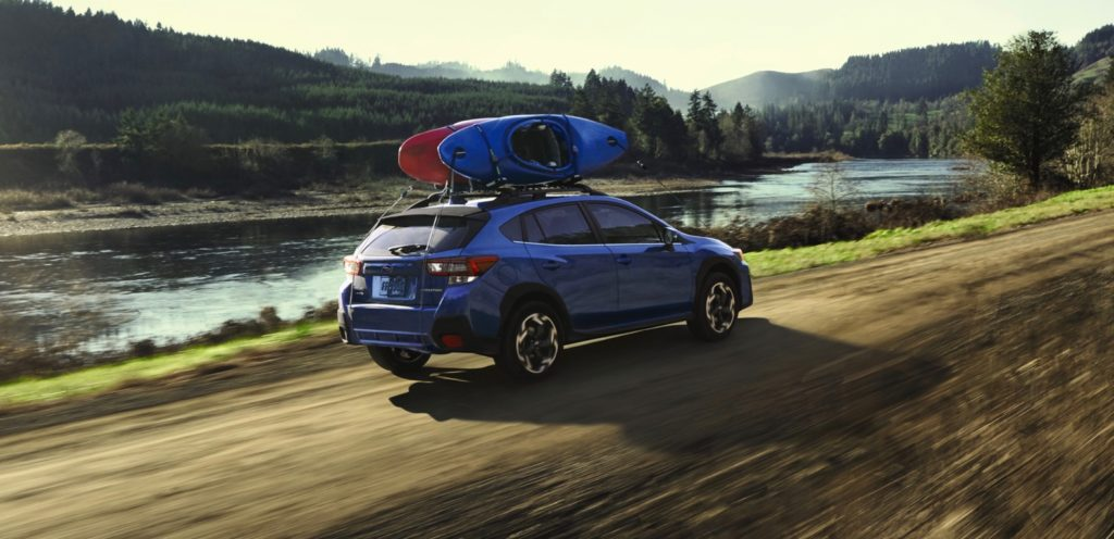 2021 Subaru Crosstrek arrives with more power | The Torque ...
