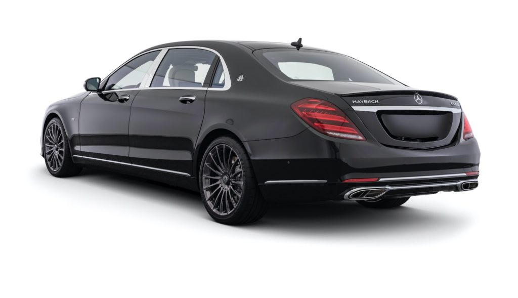 2020 Mercedes-Maybach S 650 Night Edition